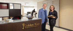Dr. Bob Levenson and Kim Levenson